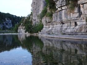 Fluss Beaume