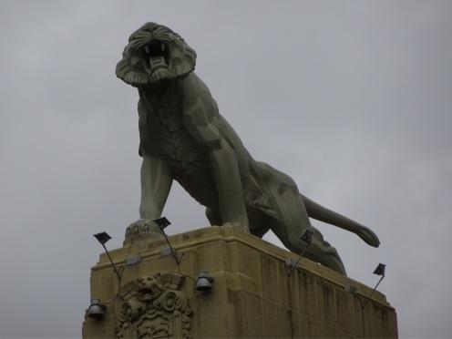 The Tiger, Joaquin Lucarini