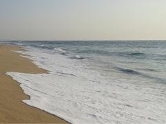 Küste von Portugal
